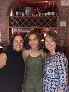 Momma, Natalie, and T-Sheila